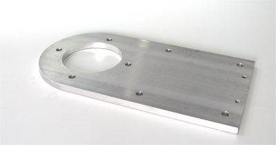 Vertical Disk Grinder Motor Plate