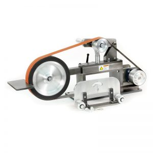 KMG-10 Grinder no motor