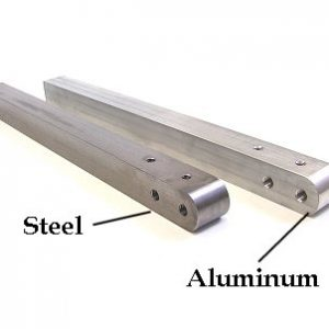Steel and Aluminum Tooling Arms
