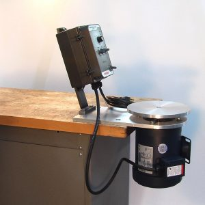 "Vertical Shaft 9"" Disk Grinder"