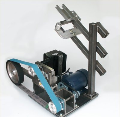Tool arm storage