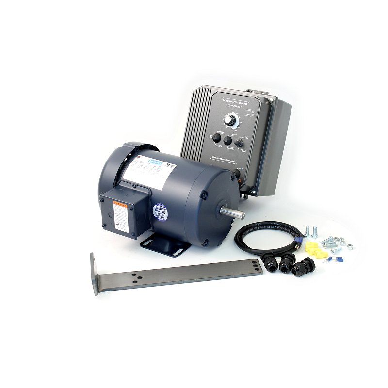 2 Hp Variable Speed Motor And Controller